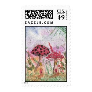 La seta contiene sellos