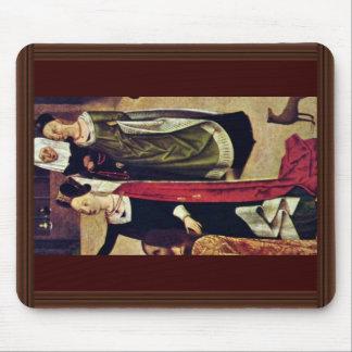 La sibila del Tíber el emperador Augustus Prophe Alfombrillas De Raton