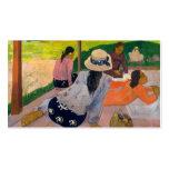 La siesta - Paul Gauguin Tarjeta Personal