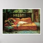 La siesta (tarde en sueños), 1878 impresiones