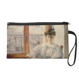 La Signora Massimino, 1908 (oil on canvas) Wristlet