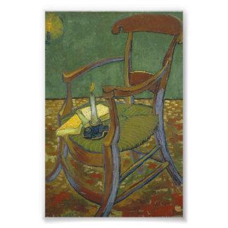 La silla de Gauguin Arte Fotográfico