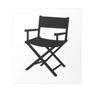 La silla del director blocs de notas
