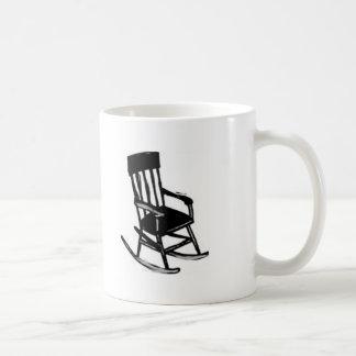 La silla taza de café