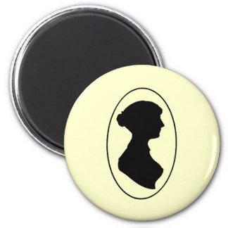 La silueta de Jane Austen Iman