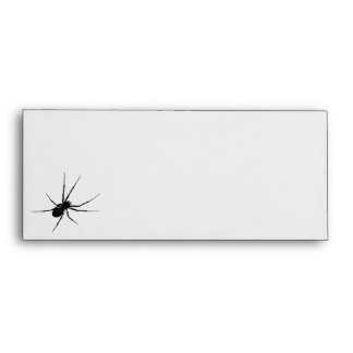La silueta de la araña