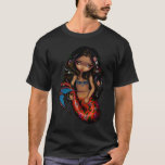 La Sirena - camisa de la sirena