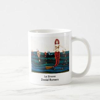 La Sirena Coffee Mug