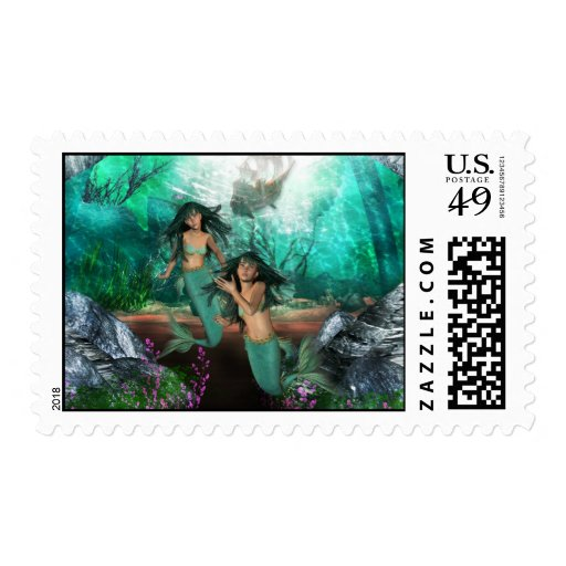 La sirena hermana el sello