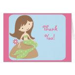 La sirena linda del KRW le agradece las notas Felicitaciones