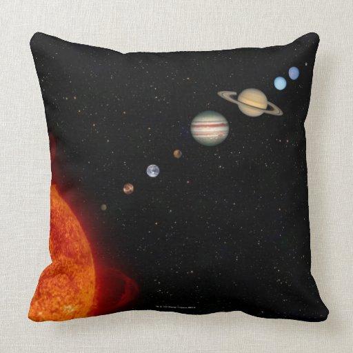 La Sistema Solar 2 Almohadas