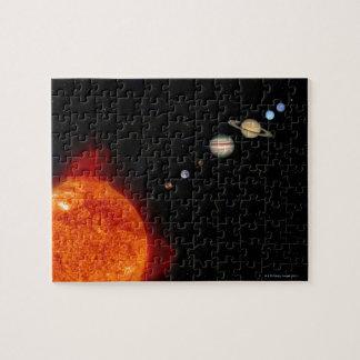 La Sistema Solar 2 Rompecabeza Con Fotos