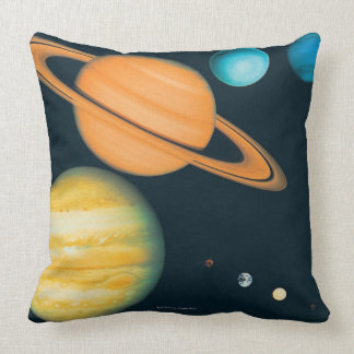 La Sistema Solar Cojín