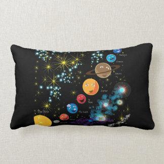 La Sistema Solar Cojín Lumbar