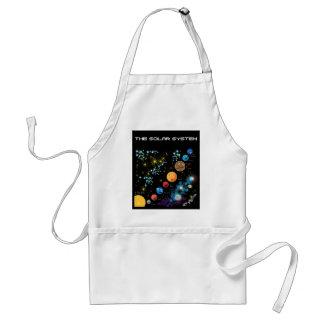 La Sistema Solar Delantales