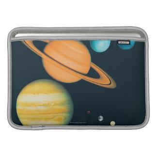 La Sistema Solar Fundas Macbook Air