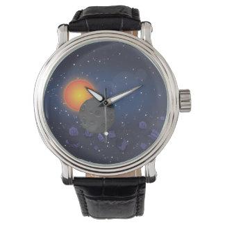 La Sistema Solar Relojes De Pulsera