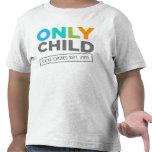 La situación del hijo único expira [su fecha] camisetas