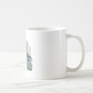 LA Skyline Vintage Coffee Mug