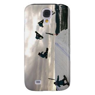 La snowboard engaña el caso del iPhone 3G