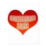 La sobrina del bombero tarjetas postales