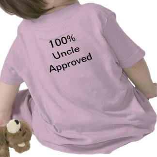 La sobrina más grande de los mundos - tío camisetas