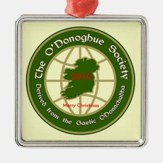 La sociedad de O '' Donoghue Ornato