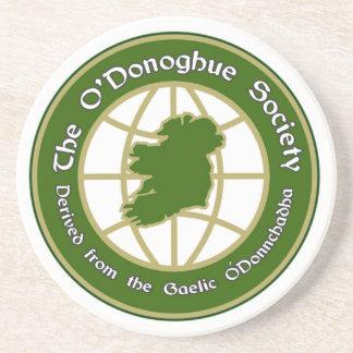 La sociedad de O'Donoghue Posavasos Para Bebidas