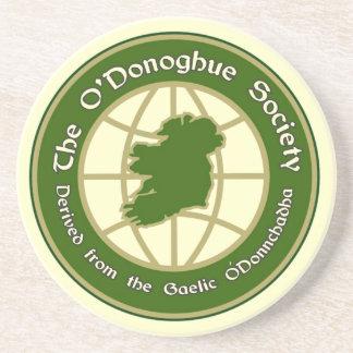 La sociedad de O'Donoghue Posavasos Personalizados