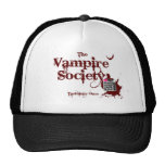 La sociedad del vampiro - modas aumentadas de la r gorras de camionero