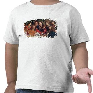 La sociedad musical, 1688 camiseta
