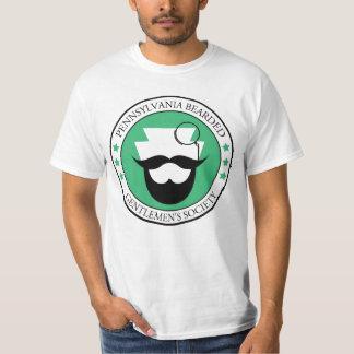 La Societ-Camiseta de los caballeros barbudos del Remeras