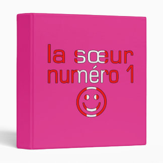 La Sœur Numéro 1 - Number 1 Sister in Canadian Binders