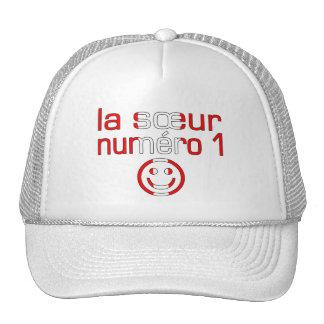 La Sœur Numéro 1 - Number 1 Sister in Canadian Mesh Hat