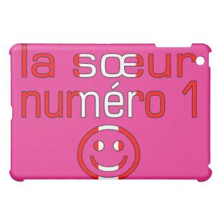 La Sœur Numéro 1 - Number 1 Sister in Canadian iPad Mini Covers