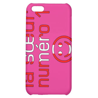 La Sœur Numéro 1 - Number 1 Sister in Canadian Cover For iPhone 5C