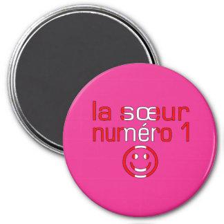 La Sœur Numéro 1 - Number 1 Sister in Canadian Magnets