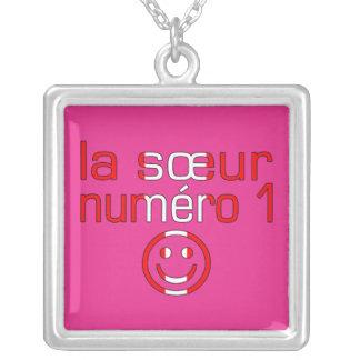 La Sœur Numéro 1 - Number 1 Sister in Canadian Pendants
