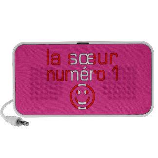 La Sœur Numéro 1 - Number 1 Sister in Canadian iPod Speakers