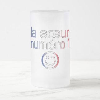 La Sœur Numéro 1 ( Number 1 Sister in French ) Mugs