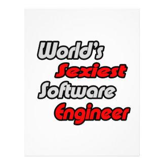 La Software Engineer más atractiva del mundo Tarjeton
