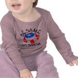 La soja Boricua de Besame me besa que soy puertorr Camisetas