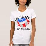La soja Boricua de Besame me besa que soy T-shirts
