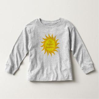 La sol de Pakke Playera De Bebé