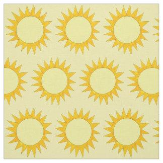 La sol de Sun del verano de la playa del día Telas