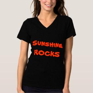 """La """"sol oscila"""" la camiseta para mujer poleras"""