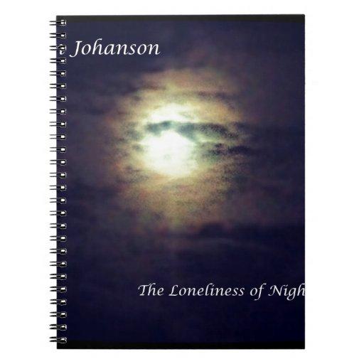 La soledad de la noche libro de apuntes