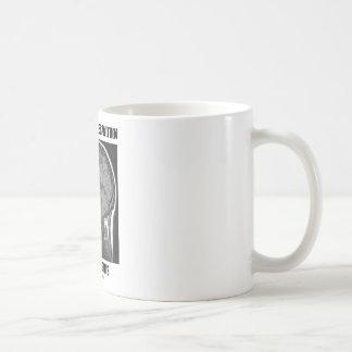 La solución miente dentro de sus pensamientos (la  taza de café