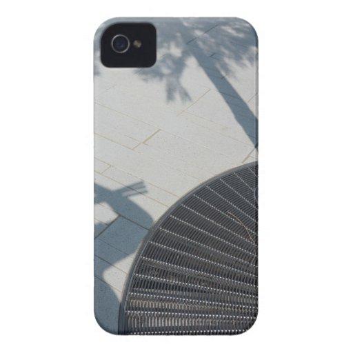 La sombra iPhone 4 cárcasa