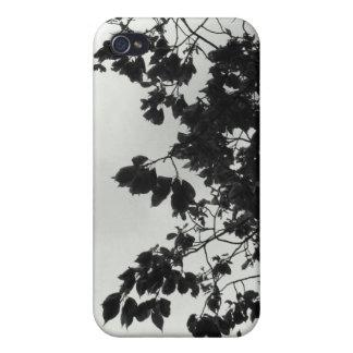 La sombra sale del caso del iPhone 4 iPhone 4/4S Carcasas